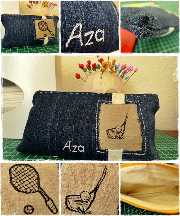 aza pouch